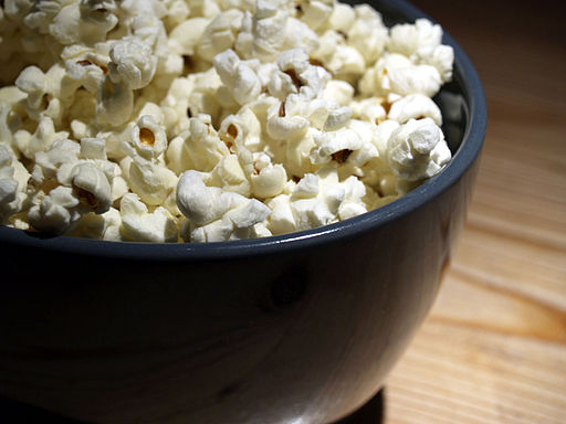When Popcorn and Bananas Are For Dinner {Expat Life}