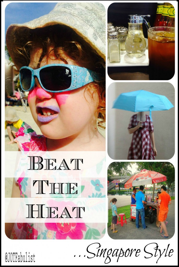 Beat The Heat: What I Learned From A Country With Year-Round Summer