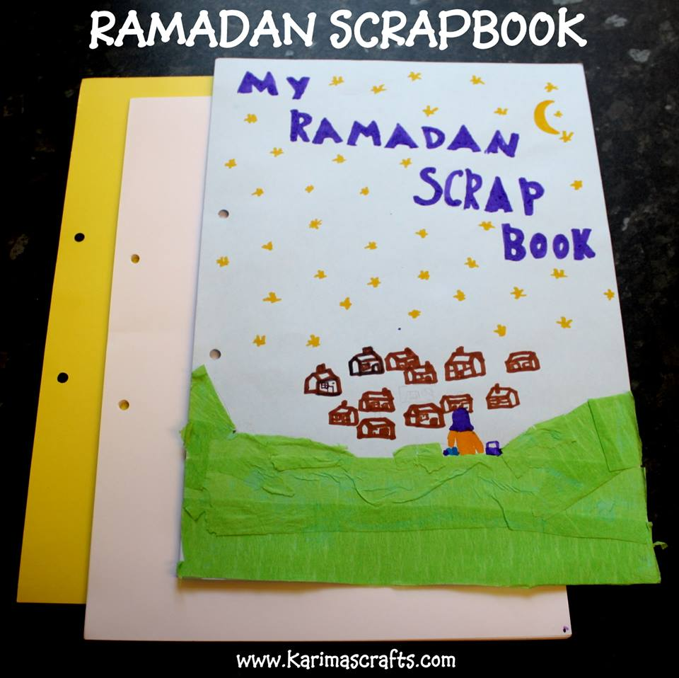 Ramadan Crafts For Kids