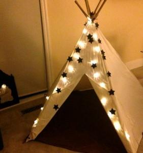 Susan Carland - MCK craft itikaf tent