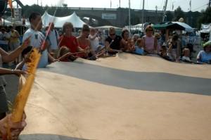 musikfest largest drum