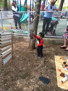 rhythm tree - playground