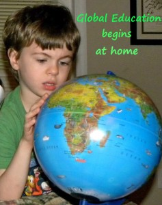 Global Education Begins at Home: 5 Tips to Raise World Citizens | Multicultural Kid Blogs