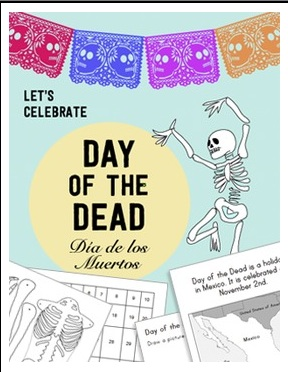 Day of the Dead TpT Lesson Plan