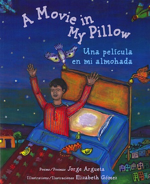 Spanish poetry book for kids from Lee and Low.