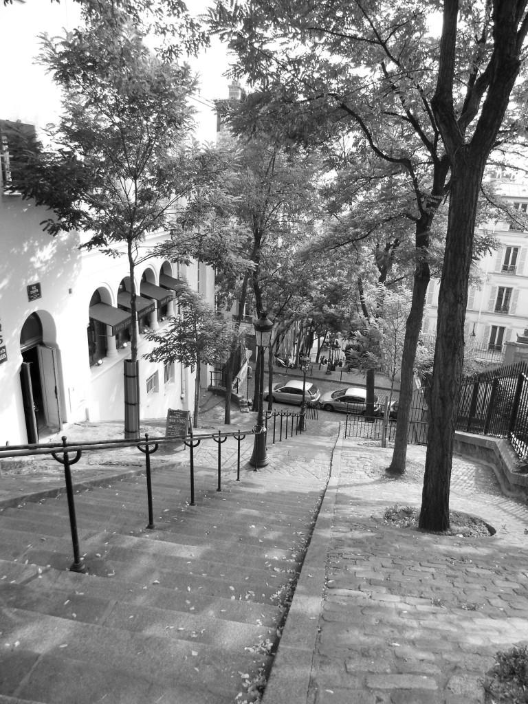 Paris B&W 4