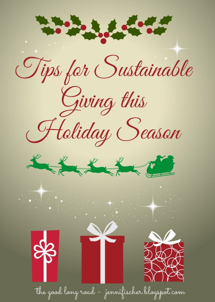 SustainableGiftGivingIdeas