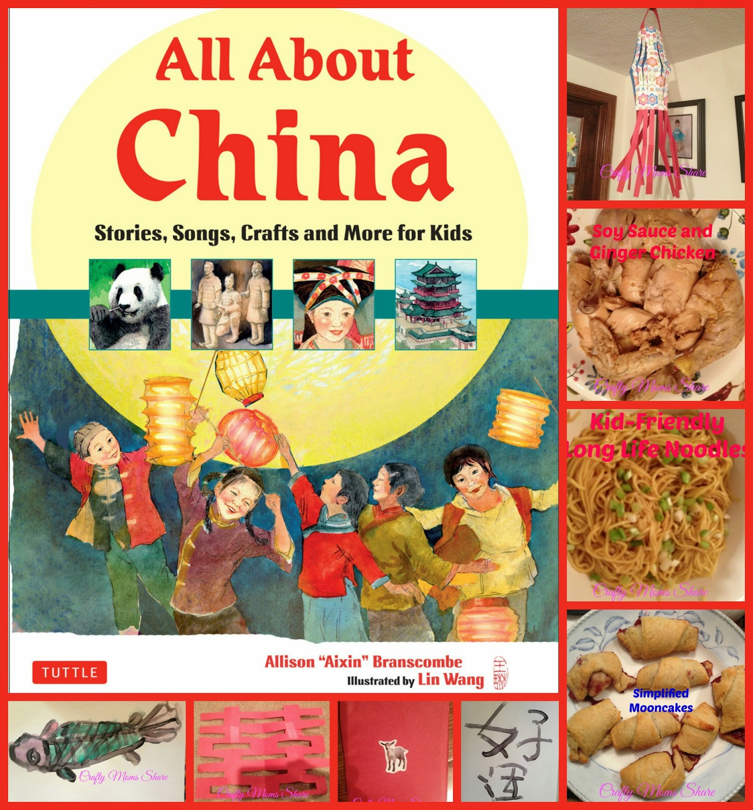 All About China Review