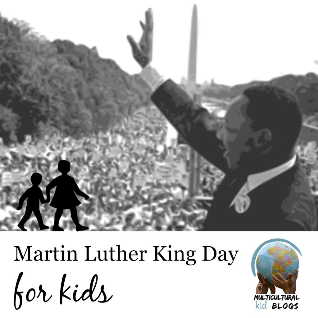 Martin Luther King Day for Kids | Mommy Evolution