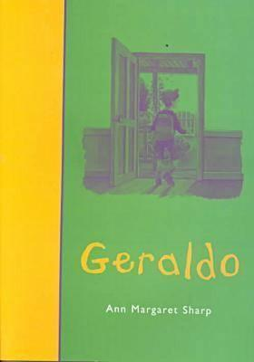 Geraldo, by Ann Margaret Sharp: Book Review and Workshop