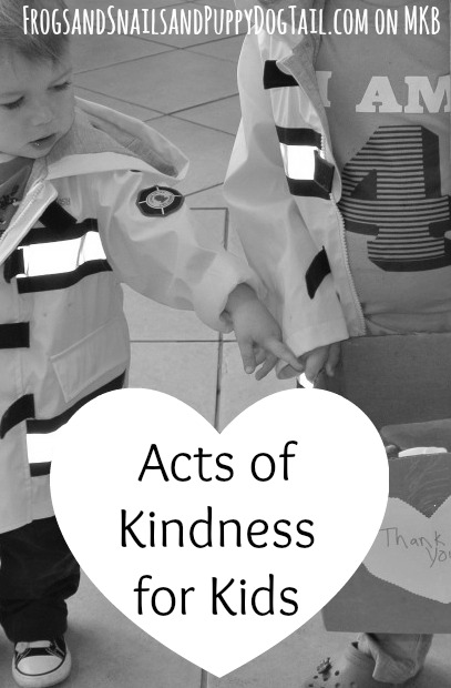 Acts of Kindness for Kids | Multicultural Kid Blogs