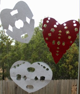 Austin Moms Blog-Malu-Valentine's Day Crafts-papel picado final