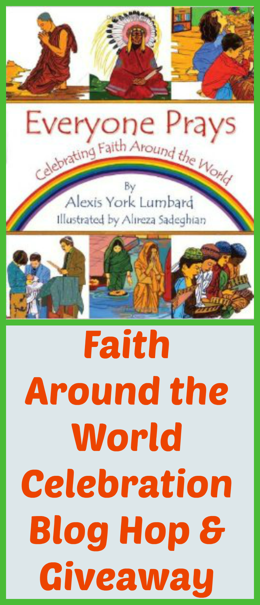 World Religions Faith Around The World Celebration - World religions for kids