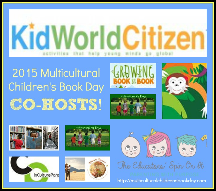 Multicultural Children's Book Day - Co-hosts