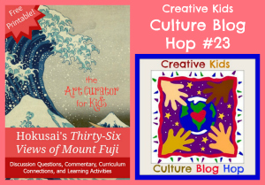Creative Kids Culture Blog Hop #23