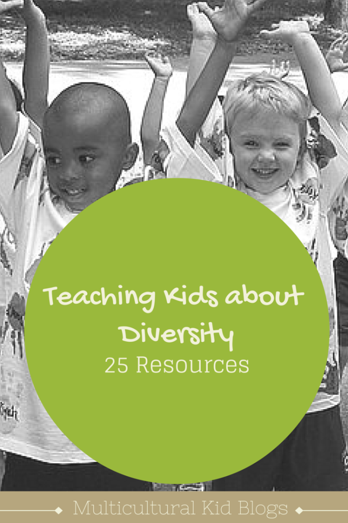 25 Resources for Teaching Kids about Diversity