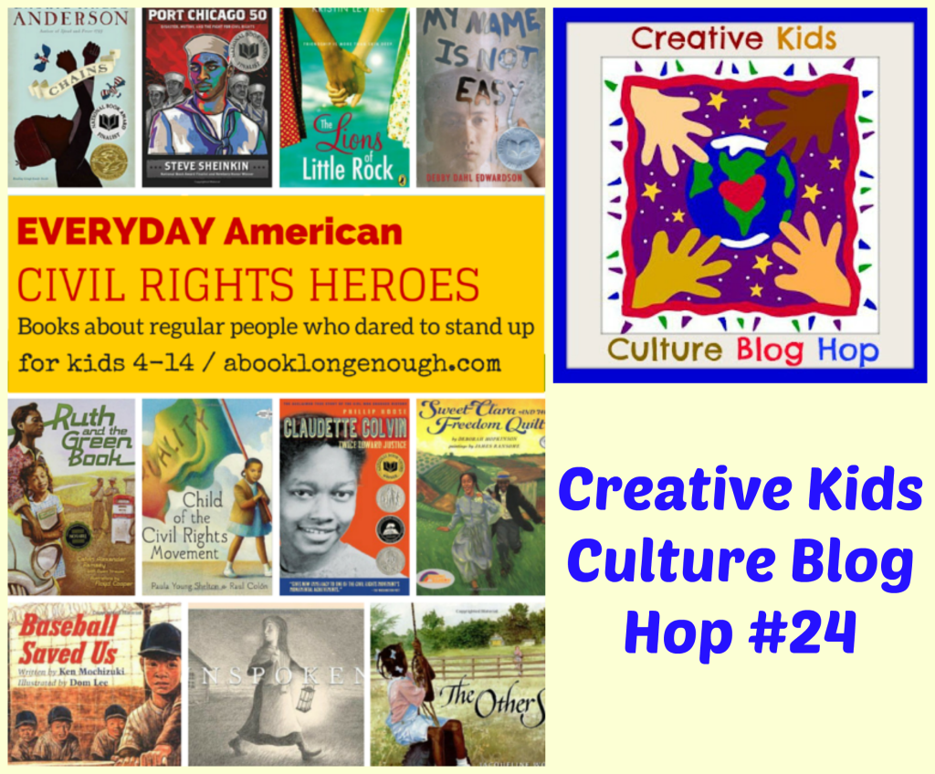 Creative Kids Culture Blog Hop #24