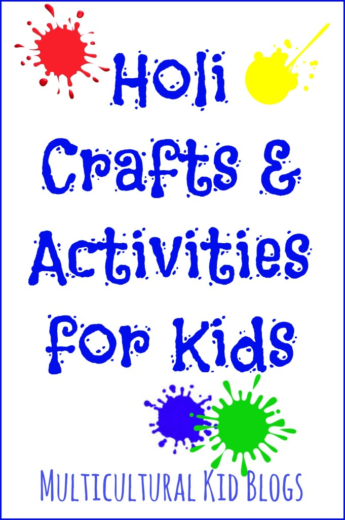 Holi Crafts and Activities for Kids | Multicultural Kid Blogs