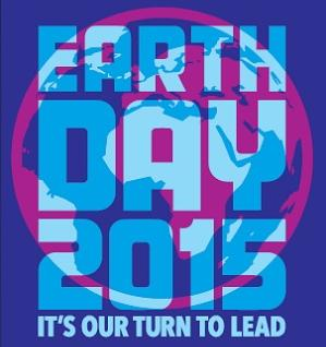 It's Our Turn to Lead: Earth Day 2015
