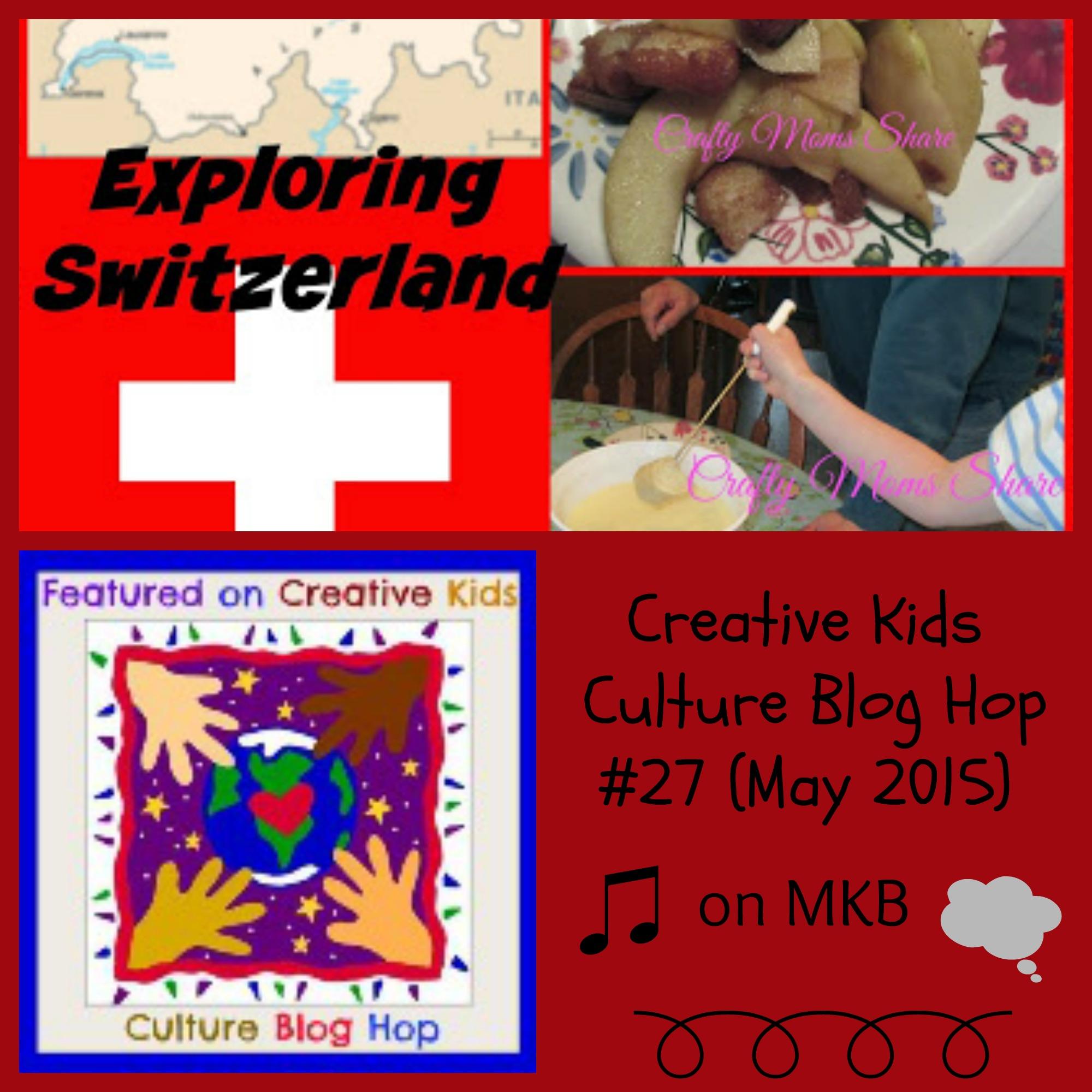 Creative Kids May 2015 MKB