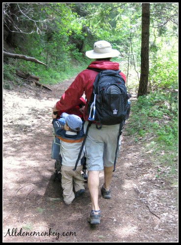 I love that my sons really look up to my husband as someone to emulate – he is a great example to them!