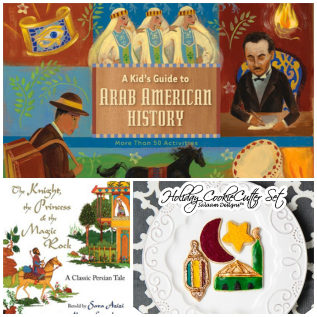 Middle Eastern and North African Heritage Month Series and Giveaway | Multicultural Kid Blogs