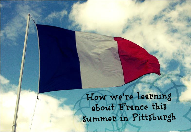 Learning about France in Pittsburgh