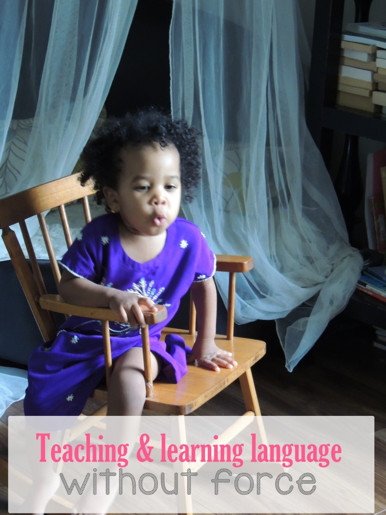 The Language Journey: Teaching and Learning Language Without Force