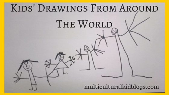 Wordless Wednesday: Kids' Drawings from Around The World