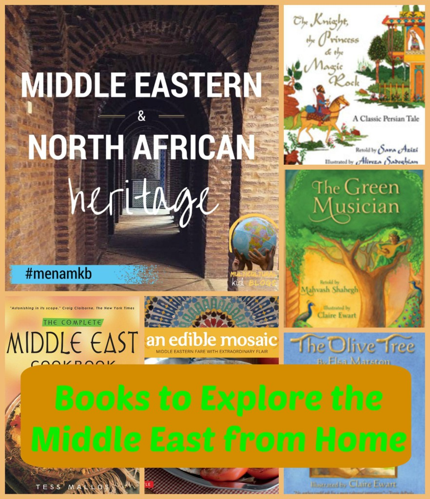 Books to Help You Explore the Middle East