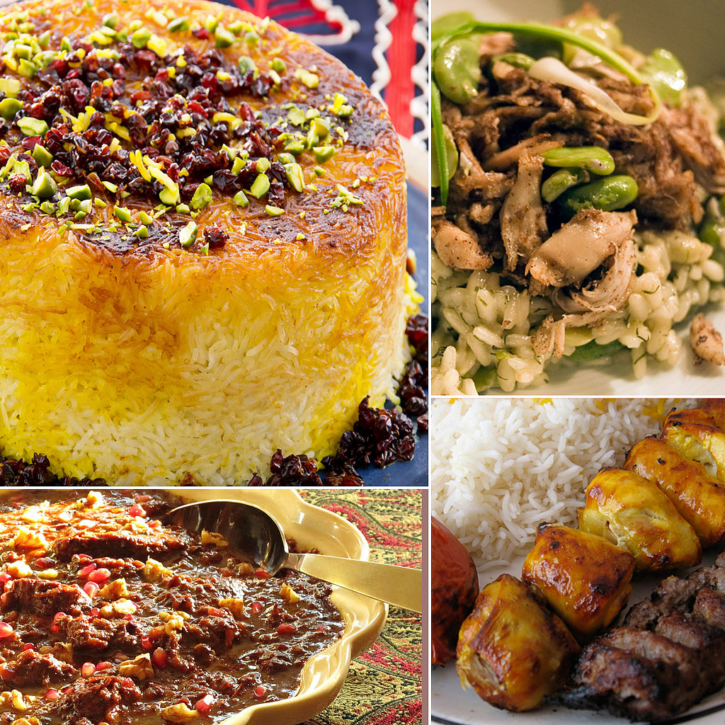 Persian dishes | Pop Sugar