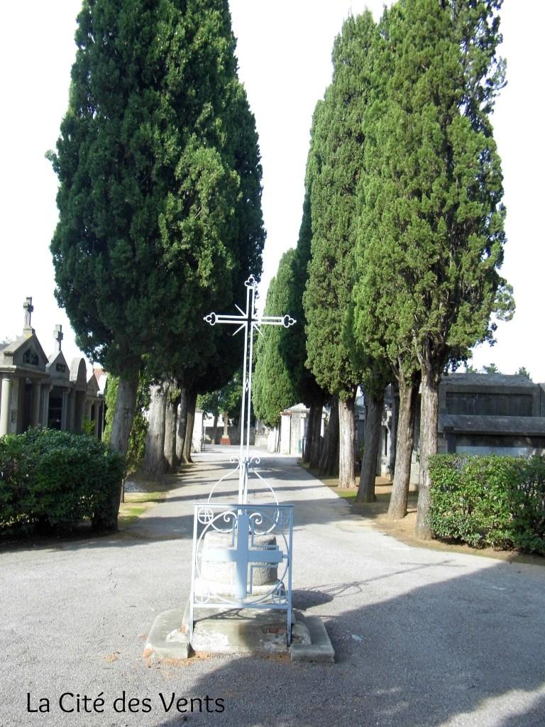 Old cemetery, Céret