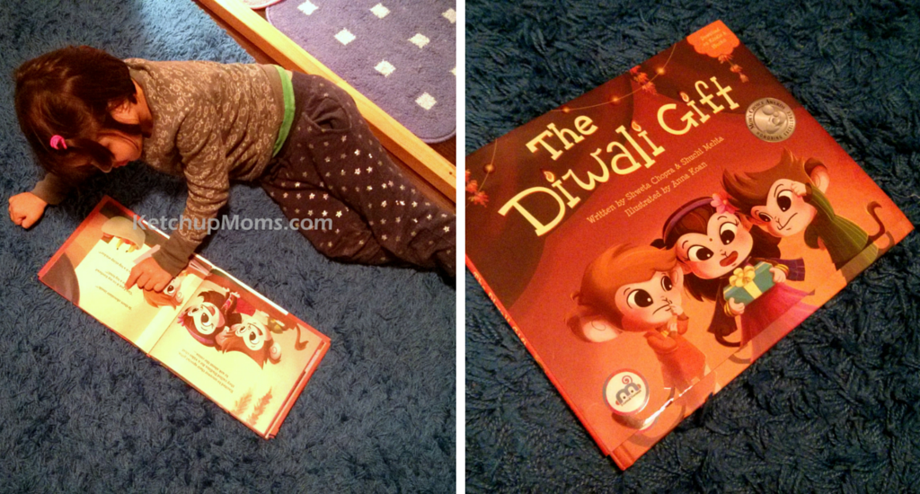 "Book review of ""The Diwali Gift"" - KetchupMoms - Multicultural Kids Blog"