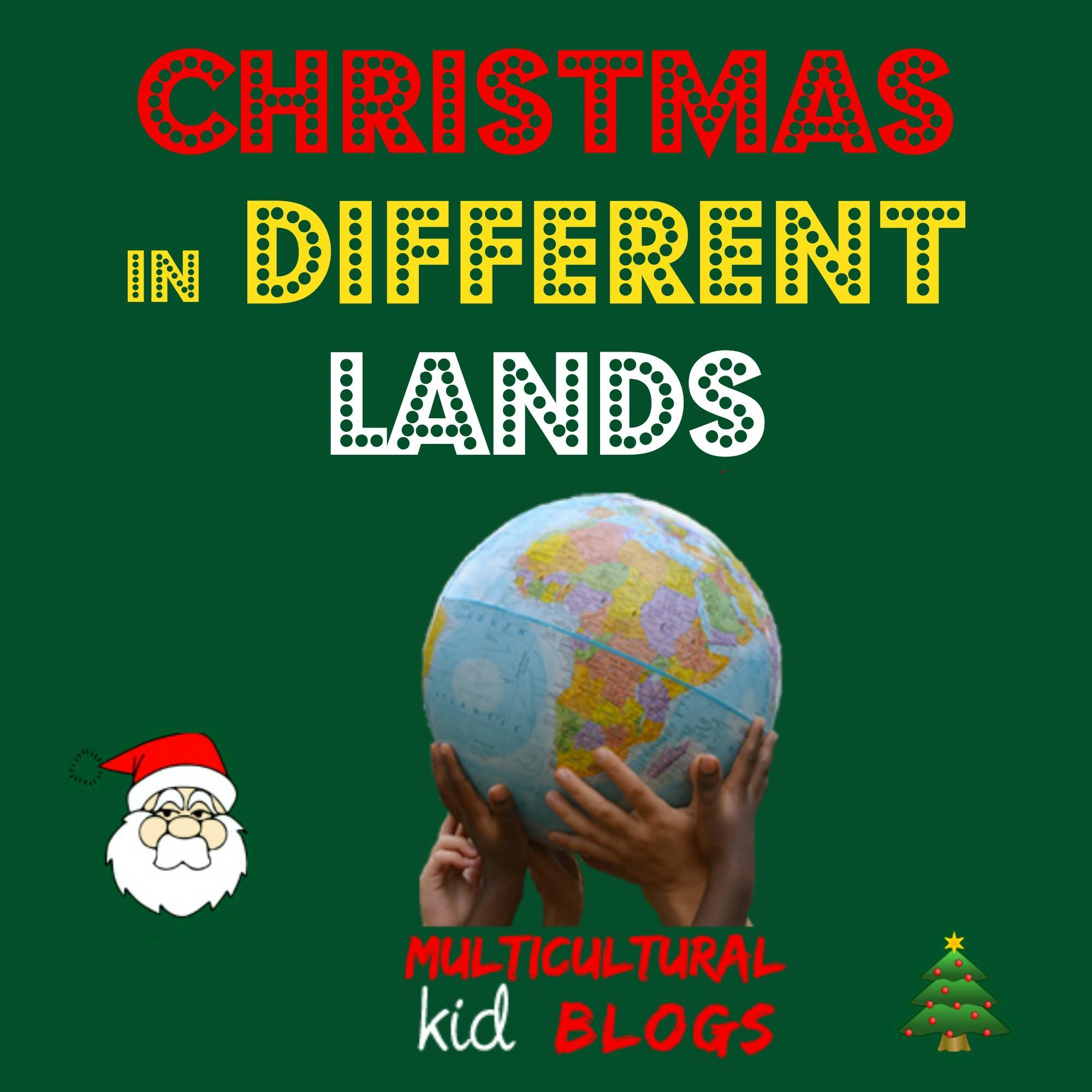 Christmas in Different Lands 2018