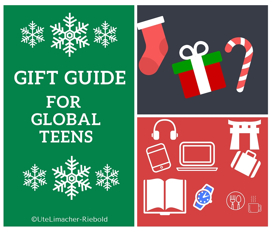 Gift Guide for Teens Who are Global