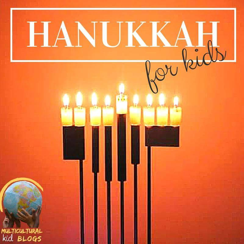 Hanukkah for Kids | Multicultural Kid Blogs + Hanukkah Books for Preschoolers