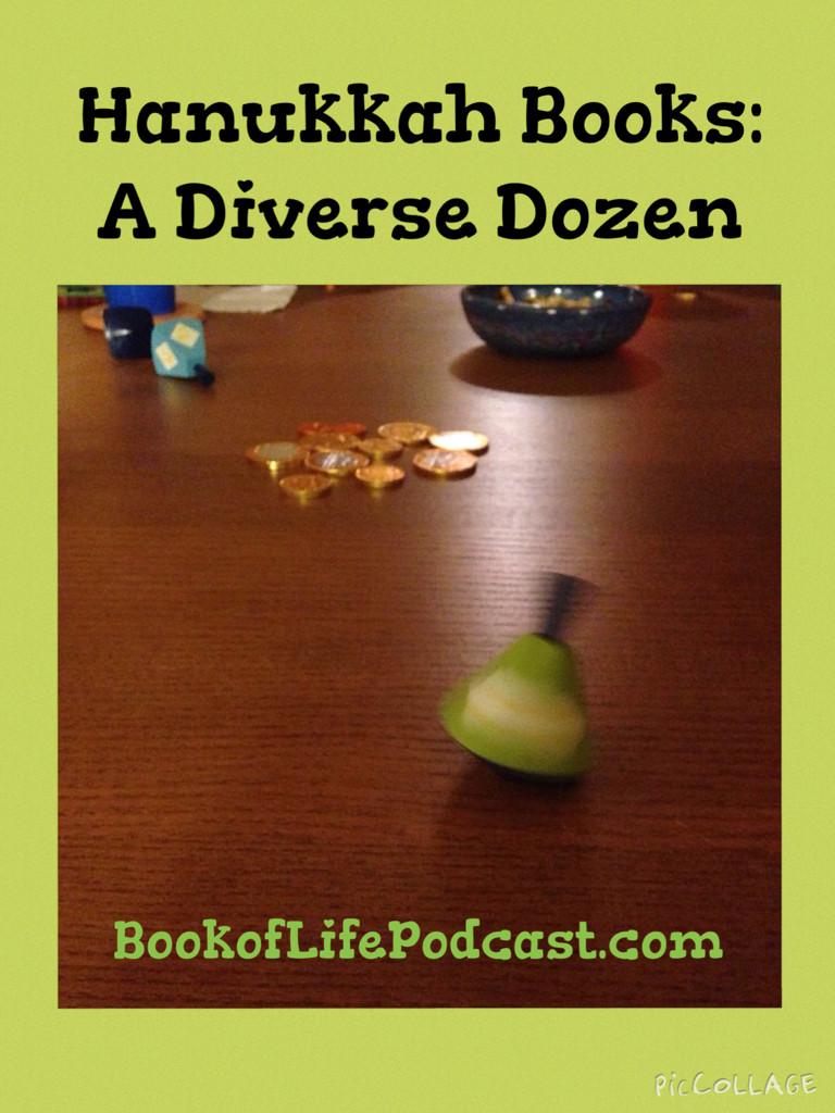Hanukkah Books: A Diverse Dozen