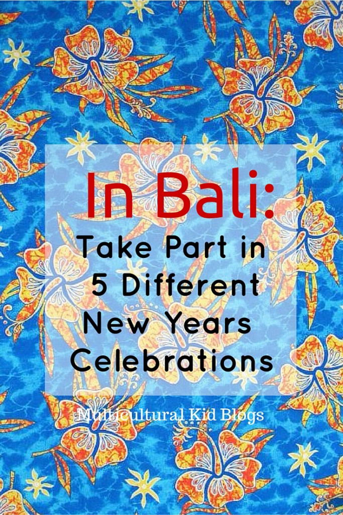 Bali: Celebrate New Years 5 Times
