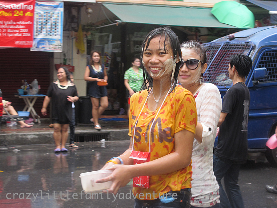 Expats in Bali can celebrate Songkran, a festive New Year's celebration from Thailand