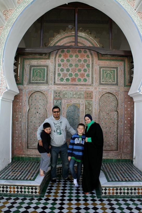 al karouine mosque Fez Morocco