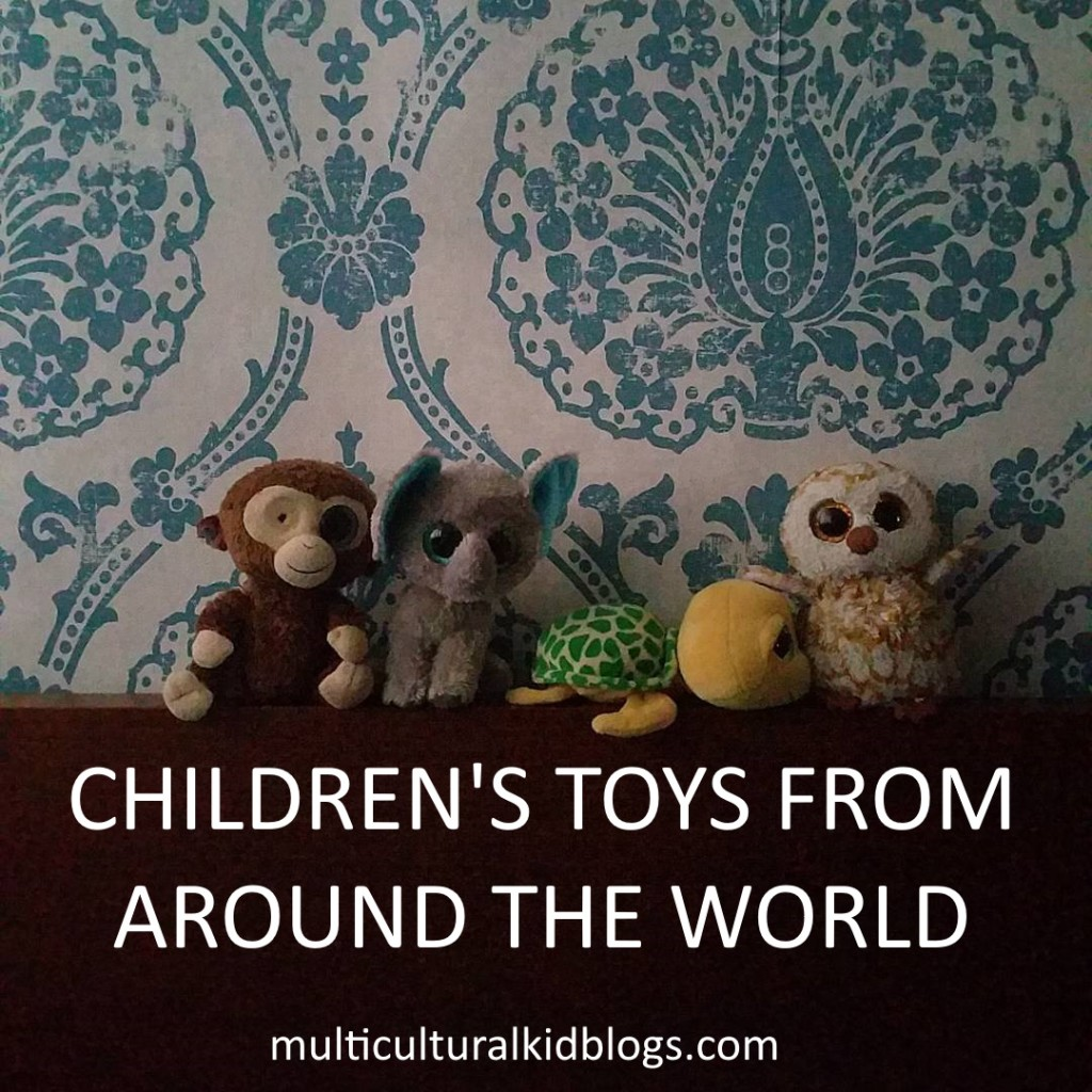 Wordless Wednesday: Children's Toys from Around The World
