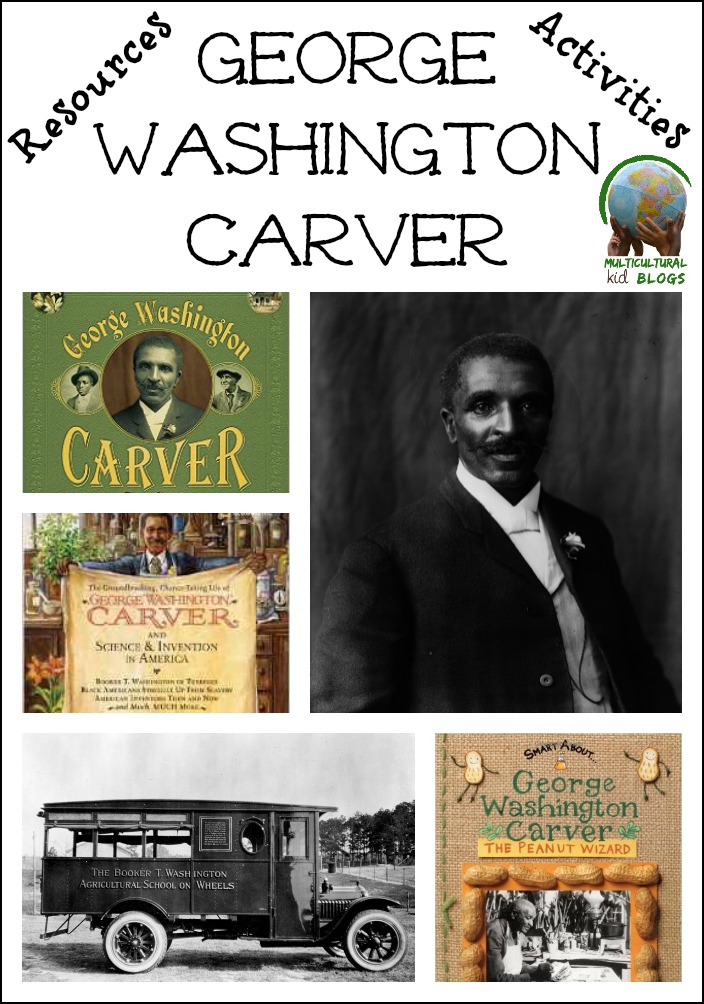 Facts, activities, and resources about George Washington Carver