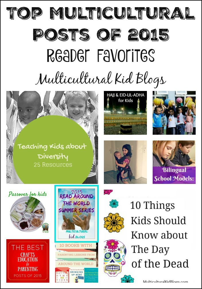 Our top multicultural posts of 2015