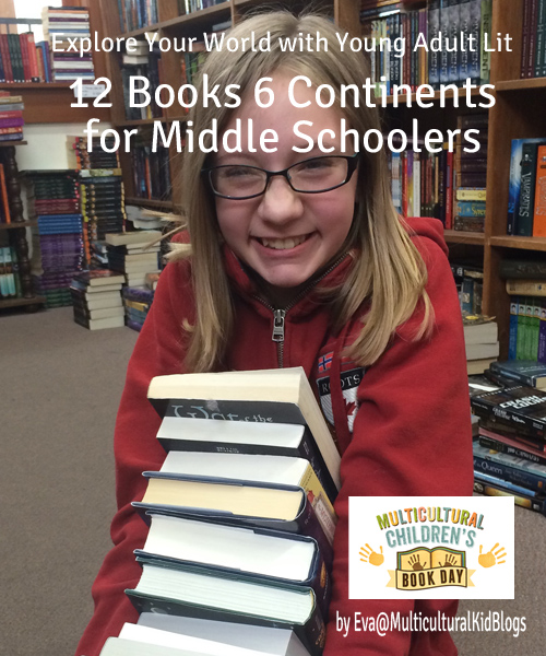 Multicultural Literatuer for Middle Schoolers