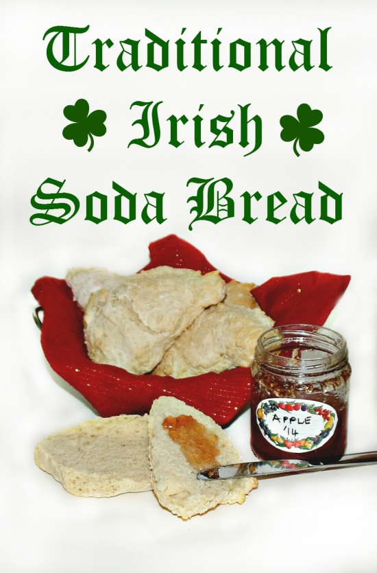 A Traditional Irish Soda Bread Recipe from Northern Ireland