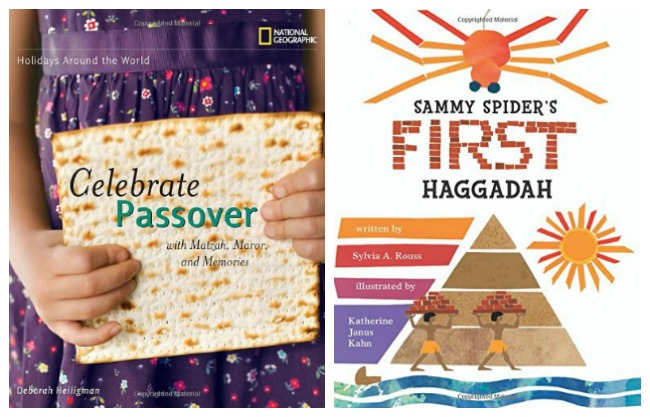 Nonfiction Books about Passover