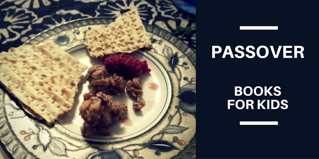 Passover Books for Kids