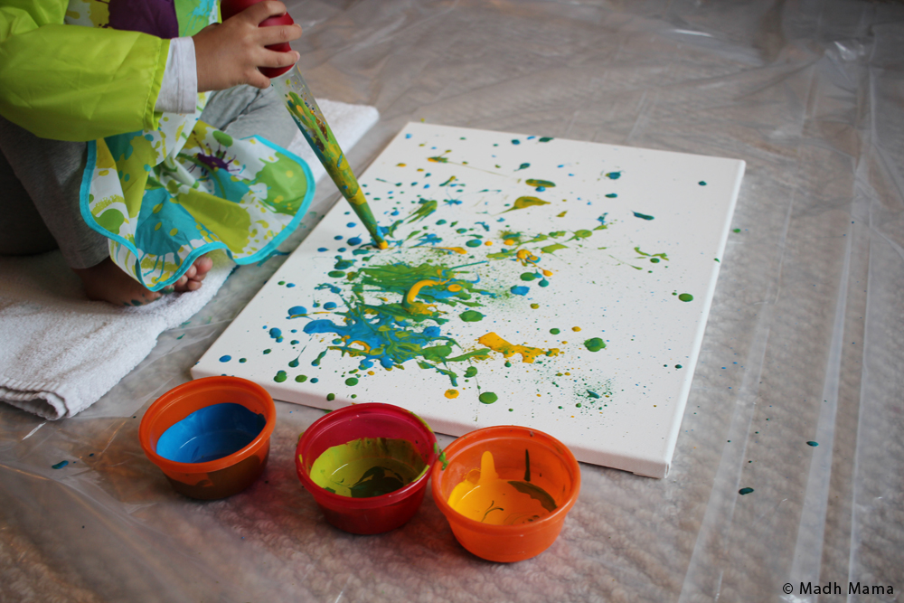 Holi Art Project For Kids Multicultural Kid Blogs