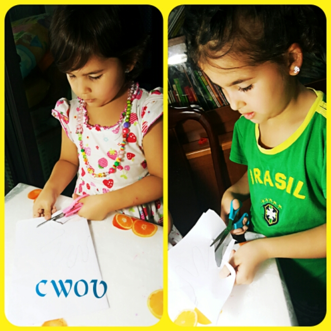 hand print multicultural bahai unity craft | multicultural kid blogs