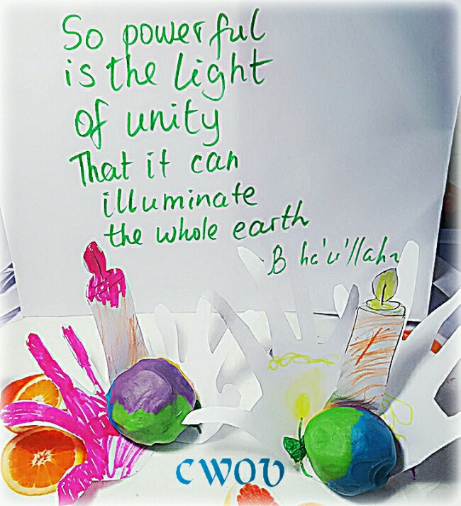 quotes by bahaullah unity craft activity learning diversity multicultural kid blogs
